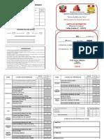 Tarjeta Información 2018
