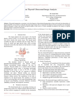 A Survey on Thyroid Ultrasound Image Analysis