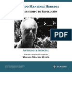 Antologia Fernando Martinez Heredia
