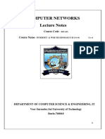 Internet & Web Technology