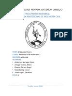 Uso Del Acero en El Peru y en El Mundo (2)