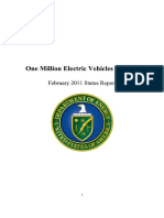 1 Million Electric Vehicles Rpt
