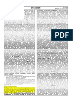CAS 6235-2015 LIMA~TRasgresion debido proceso inobservancia normas de proteccion a bienes patrimonio cultural de la nacion