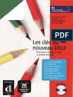 Godard e Sige j Les Cles Du Nouveau Delf b1 Livre de l Eleve