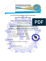 2. Ejercicio de Terminología Política de Calidad y Empresa de Cartón a Reciclar (1)