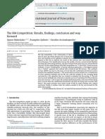 IJF Published M4 Paper