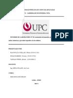 Informe - Laboratorio 1 - Modelo19062018