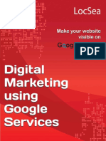 Balu - Digital Marketing using Google Services_ Make your website visible on Google Search (2015, Balasubramaniyam Palani).pdf