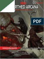 D&D 5E - Unearthed Arcana - Luz, Escuridão, Subterrâneo - Biblioteca Élfica.pdf