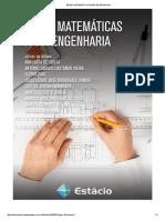 Bases Matemáticas Para Engenharia