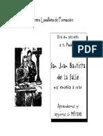 1. Manual Metodo de Oracion SJBS