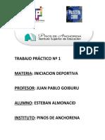Proyectos Club Palestra Corre