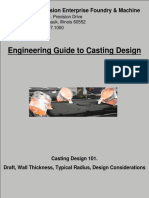 Engineering Guide to Casting Design