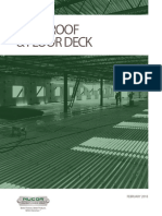 Vulcraft Steel Roof Floor Deck Manual Jun2018