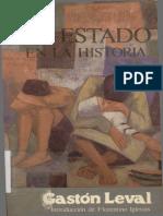 [Gastón Leval] - El Estado en La Historia (Completo)