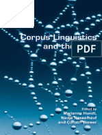 Corpus Linguistics and the Web 2007