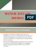 DISEÑO DE MEZCLA con HOrMIGON.pptx