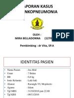 LAPORAN KASUS BRONKOPNEUMONIA.pptx