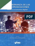 La Gobernanza de Las Telecomunicaciones Hacia La Economia Digital