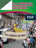 Practicar La Democracia Participativa en Nuestras Organizaciones