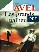 Bernard Clavel Les Grands Malheurs