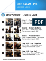 Prog PPL, Séance Legs - Nico Dalam