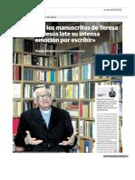 Entrevista P Tomás - El Norte