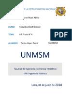 Informe Final 4 de Circuitos Electronicos 1
