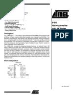 89C4051 (microcontroller)