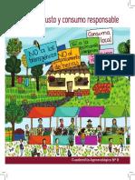 Cuadernillo No8 Comercio Justo y Consumo Responsable