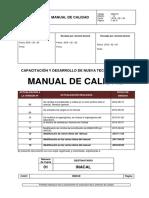 MAQ-01.15 Manual de Calidad (Feb 18)