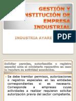 44629718 Gestion y Constitucion de Empresa Industrial
