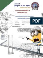 Informe Nº 02 - Tecnologia Del Concreto - Granulometria