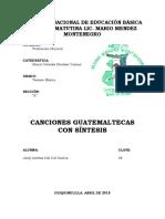 Caratula Mario Mendez