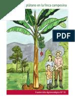 Cuadernillo No10 El Cultivo Del Plátano en La Finca Campesina