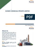 Kusmo Company Corporate Profile