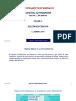 CLASE N° 6. ELECTROOBTENCION - NUBE MINERA