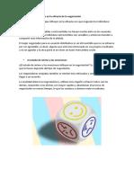 Diferencias Individuales en La Eficacia de La Negociación