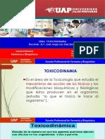 Clase 3 Toxicodinamia Claudiaa