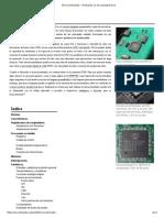 Microcontrolador - Wikipedia, La Enciclopedia Libre