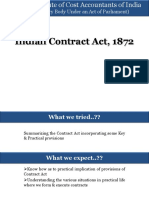 Contract Act Session 2