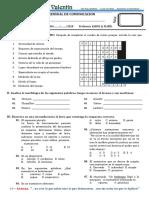 Examen Mensual de COMUNICACIÓN - Thales - IIB