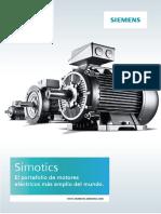 Brochure Motores SIMOTICS Jun