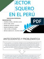 Sector Pesquero en El Perú