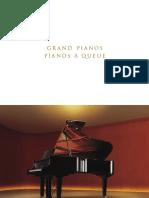 Grand Piano Brochure