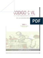 Tomo III Codigo Civil