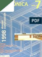 Tectónica 7 - Dossier Construcción - Junta Seca