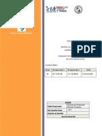 Plan Operativo 2013 Parguay