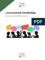 communicatie handleiding nieuw