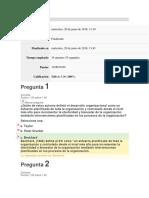 Examen Unidad 3 Procesos y Teorías Administrativas Uniasturias